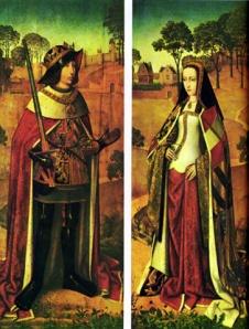 Juana la Loca Felipe el Hermoso Johanna av Kastilien Filip den Sköne