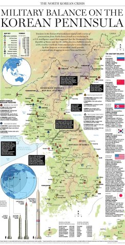 korea military balance 2013 koreanska halvön militär balans