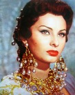 Sophia Loren mix Attila colored
