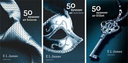 50 shades trilogi EL James