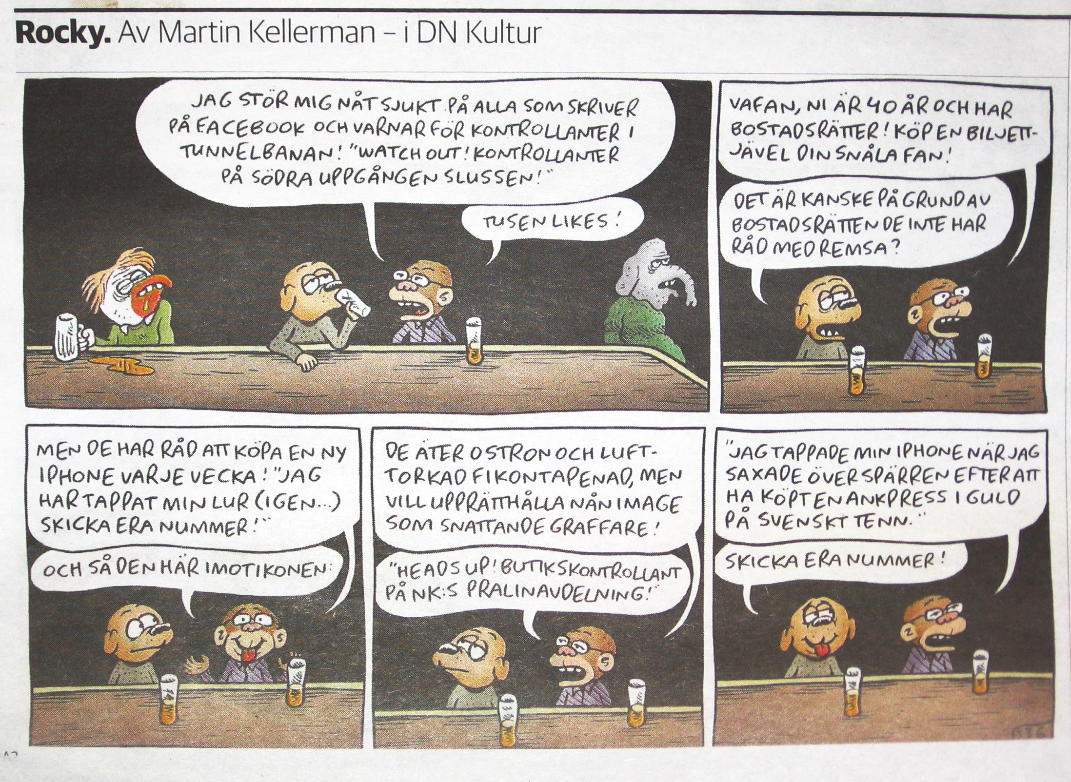 rocky martin kjellerman plankare Dn kultur 20130512