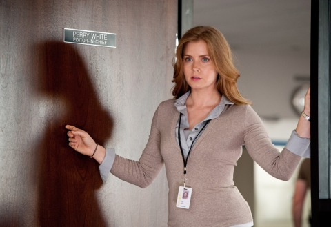 Man of Steel Superman Stålmannen 2013 Amy Adams as Louis Lane in Man of Steel