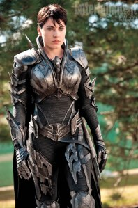 Man of Steel Superman Stålmannen 2013 man of steel - faora Antje Traue