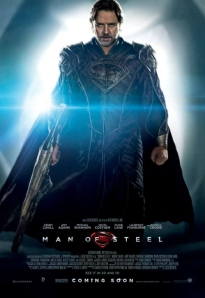 Man of Steel Superman Stålmannen 2013 man of steel jor-el Russel Crowe poster1