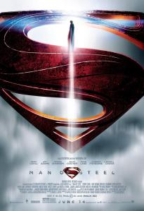 Man of Steel Superman Stålmannen 2013 Man-Of-Steel-poster stylized