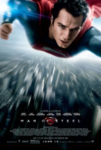 Man of Steel Superman Stålmannen 2013 man-of-steel-poster