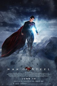 Man of Steel Superman Stålmannen 2013 Man of steel teaser poster