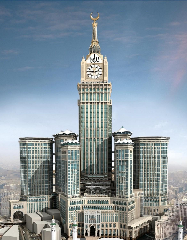 mecka an-artist-render-of-emaar-residences-at-abraj-al-bait