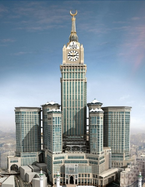 mecka an-artist-render-of-emaar-residences-at-abraj-al-bait