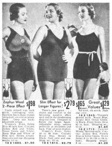 1930s_swimsuit ad baddräkter annons