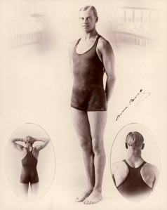 Arne-Borg-Swim-World-Record-holder-in-the-1920s