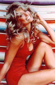 Farrah Fawcett 1970s bathing suit_1