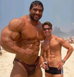 Guys speedo thong bodybuilder steroids