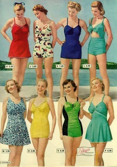 womens bathing suits 1948_1