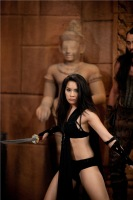 Krystal Virulchayna scorpion king 3