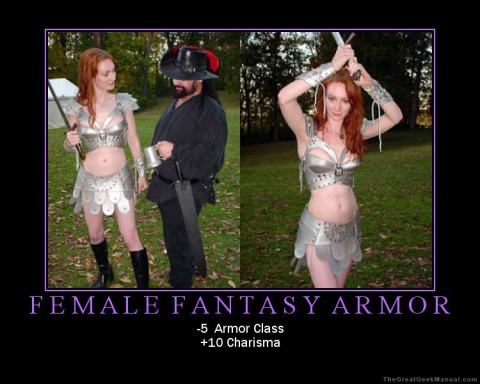 motivational-poster-female-armor-charisma