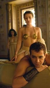 Rome Cleopatra & Marcus Antonius roman bikini