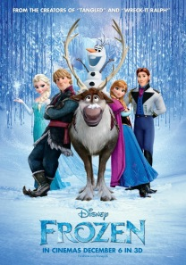 Frost Disney Poster 2013