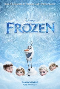 Frost Frozen teaser poster