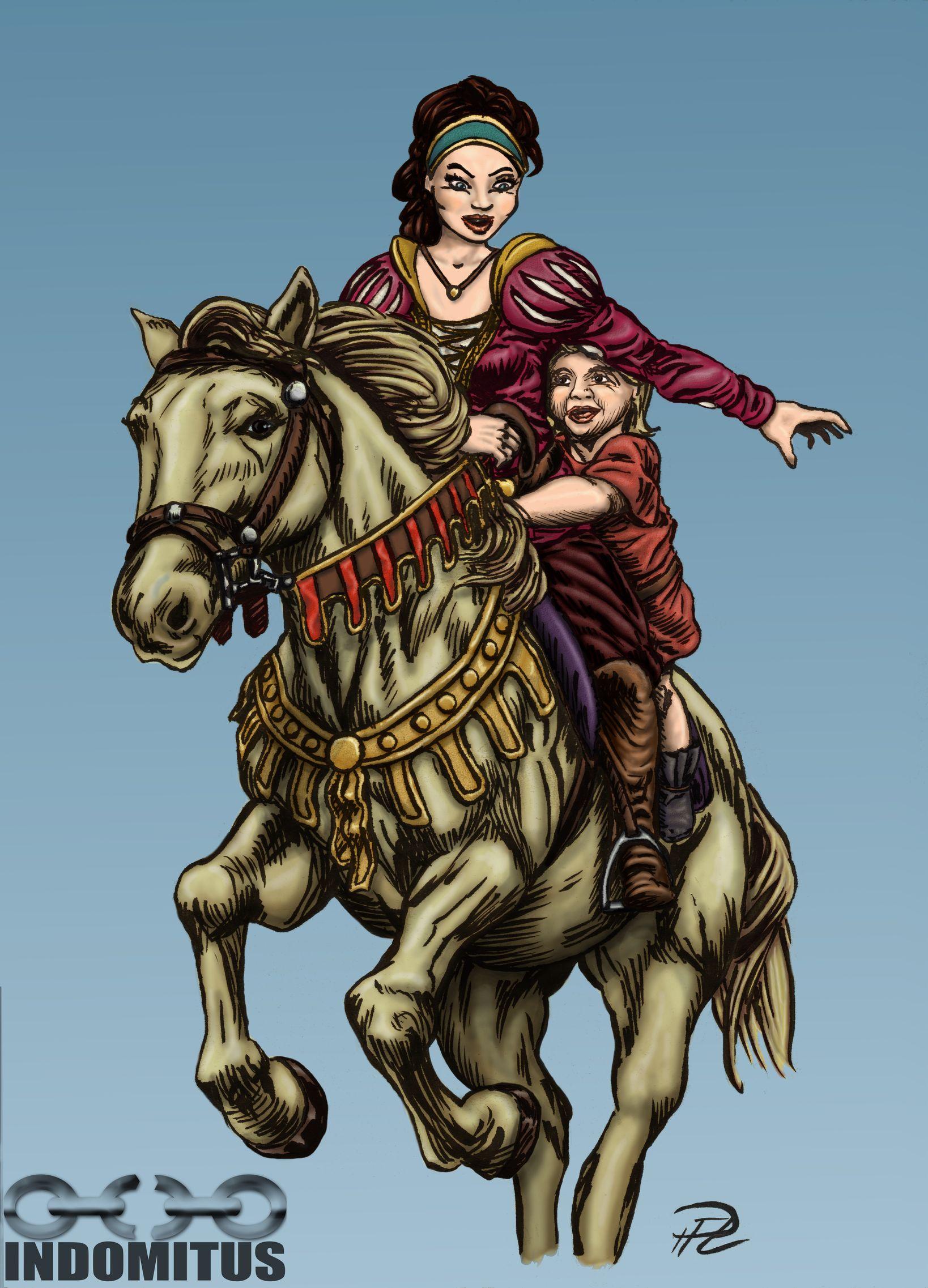 Prinsessan, Smörblomma och Albin