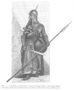 Mamluck Mamluk full armor 1700s