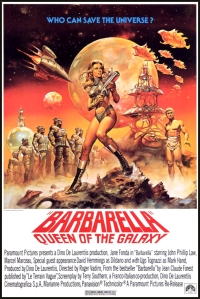 Barbarella Jane Fonda