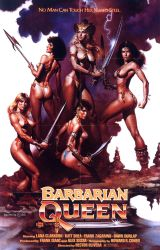 barbarian_queen art by Boris Vallejo