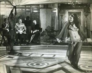 Belly Dancing in 'Khartoum'1966