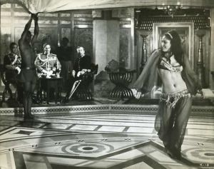 Belly Dancing in 'Khartoum'1966