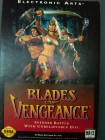 Blades of Evil game cover metal bikini