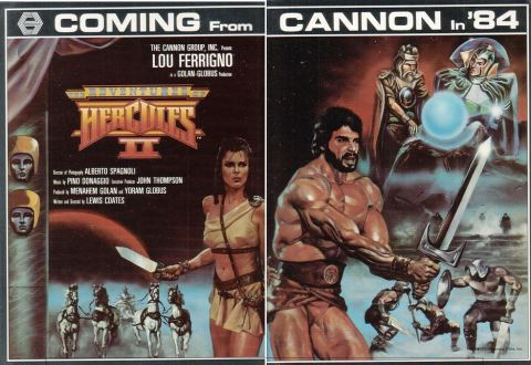 Hercules II Posters