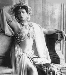 Mata Hari 1906