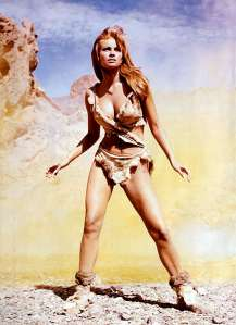 Raquel Welch One Million Years BC classic poster