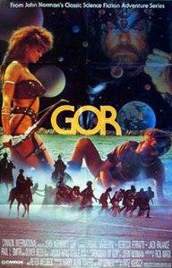 Rebecca Ferratti Gor poster Talena