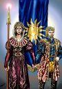 En Kung & en Drottning för Prinsessan i ettSagosverige