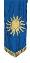 Nordanlandets flagga grundfärg