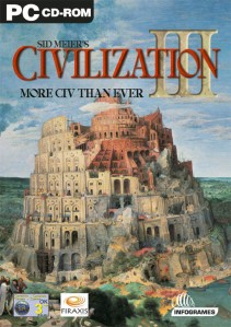 Civilization 3 uk box tower of babel