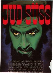 """""""Jud Süd"""" (1940), en av många Nazistiska filmer som utgår och förvränger ett verkligt historiskt skede - här i antisemitiskt syfte."""