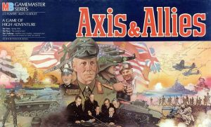 Axis And Allies Box