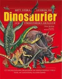 Mitt Stora Lexikon om Dinosaurier och Förhistoriska djur