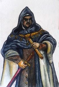 Augustus akvarellpenntest