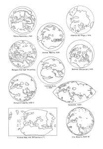 Medeltida kartor utveckling Medieval world Maps_1