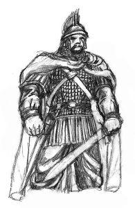 Arakansk Befälhavare Byzantium Bysans_02