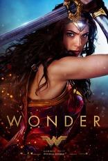 Wonder Woman [2017) Poster Mirakelkvinnan 01