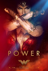 Wonder Woman [2017) Poster Mirakelkvinnan 02