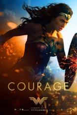 Wonder Woman [2017) Poster Mirakelkvinnan 03