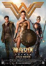 Wonder Woman [2017) Poster Mirakelkvinnan 11