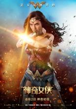 Wonder Woman [2017) Poster Mirakelkvinnan 13