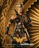 Wonder Woman [2017) Poster Mirakelkvinnan 14