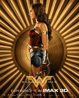 Wonder Woman [2017) Poster Mirakelkvinnan 15